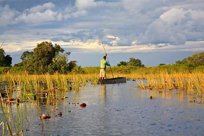 Xigera camp, Botswana