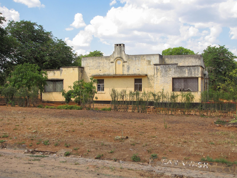 Livingstone Zambia House