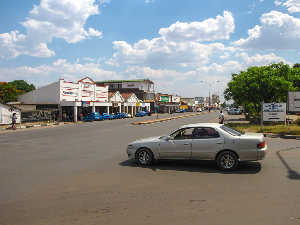 Downtown Livingstone
