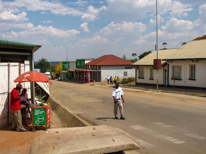 Downtown Livingstone