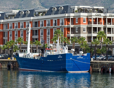 Cape Town Dock
