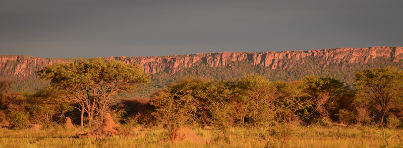 The Waterberg Plateau,  near Otjiwarongo, Namibia