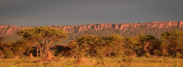 The Waterberg Plateau,  near Otjiwarongo, Namibia