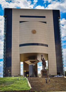 Independence Memorial Museum (2014), Windhoek, Namibia