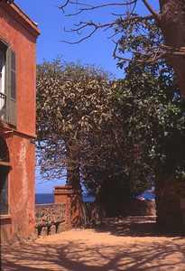 Goree Island, Senegal ;