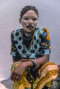 Mozambique woman