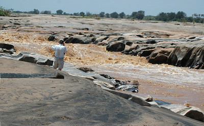 """""""Lugard's Falls, Tsavo East"""""""