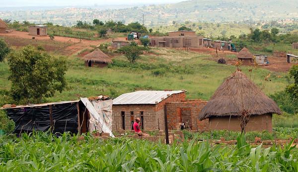 Homeland near Elim, Limpopo Province, South Africa