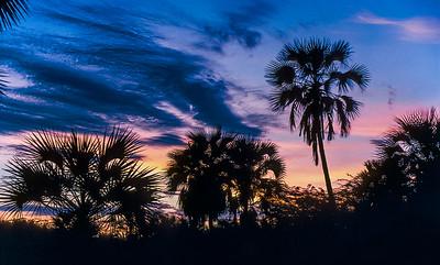 Sunrise at Eliye Springs