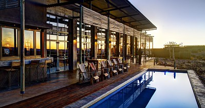 Fish River Canyon resort.