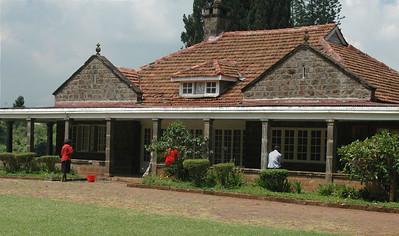 "'Karen Blixen ('Isak Dinesen') Home, Nairobi"""