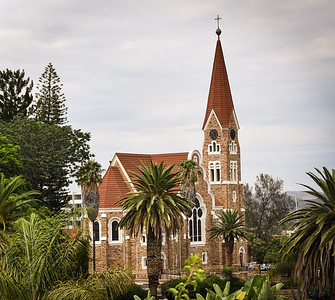Christuskirche (1910), Windhoek, Namibia