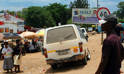 Market at Elim, Limpopo Province, South Africa