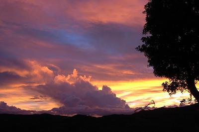 Sunset, Soutpansberg Mountains, South Africa