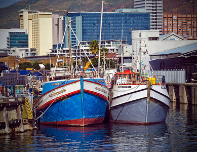 Fishing Boat Pair