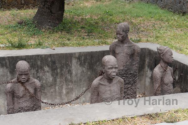 Slave Market in Stone Town