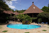 Our hotel at Masai Mara