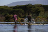 Fishermen on Lake Naivasha