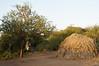 Hadzabe village