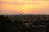 Sunset over the Serengeti