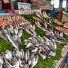 Karaköy fish market, near Galata Bridge, Istanbul, Turkey