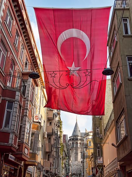 Büyük Hendek Caddesi, Istanbul, Turkey