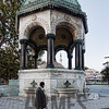 Fountain of Kaiser Wilhelm II, Hippodrome Square, Istanbul, Turkey