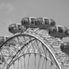 """<span id=""""title"""">London Eye</span> <em>London</em> We thought about riding on the London Eye and I bet it would have been awesome. We were only there a few hours, though, so we decided not to try."""