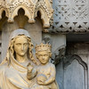"""<span id=""""title"""">Mary and Jesus</span> <em>London</em> They really have that heavenly glow here, hmm..."""