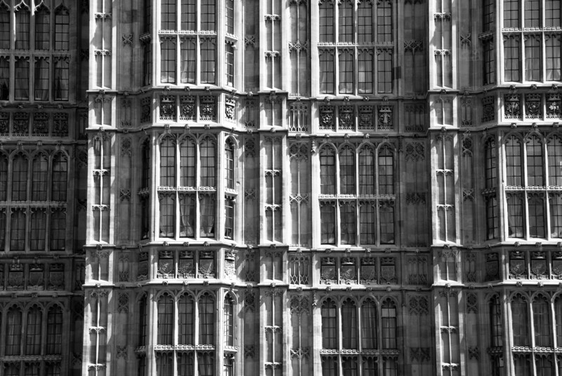 """<span id=""""title"""">Gothic Windows</span> <em>London</em> So much going on with this building..."""