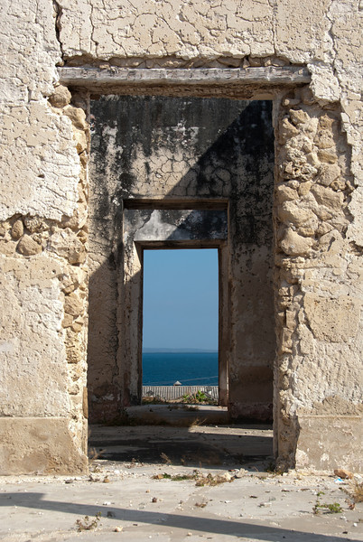 """<span id=""""title"""">Ocean View</span> Of course, it would have had a good ocean view when it was actually being used, too. This is just a different kind of view."""