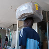 "<span id=""title"">Head Carry</span> Why don't we carry things on our head in Western countries? It seems to work out pretty well for Africans."