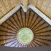 "<span id=""title"">Looking Down</span> <em>Voortrekker Monument, Pretoria</em> Hello, vertigo. What you're seeing in the middle circle is actually a tomb representing those lost and is actually a floor below the main floor."
