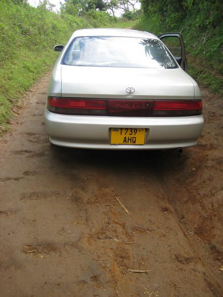 D16 Taxi to Mt Meru