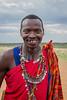 Simon's Maasai Grin