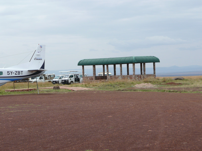 Mara Serena Airport and waiting guides