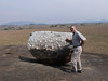 steve and the ngong rock