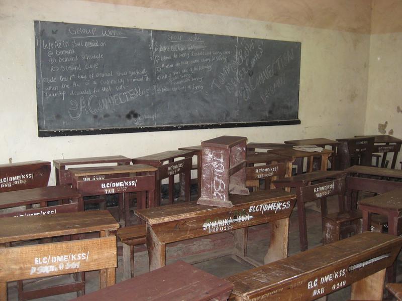 D4 classroom