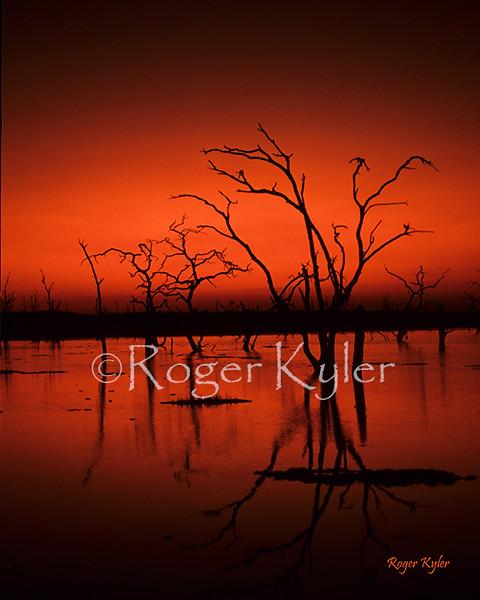 kariba sunset scn64