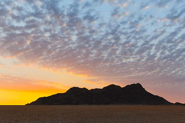 Sossusvlei sunset
