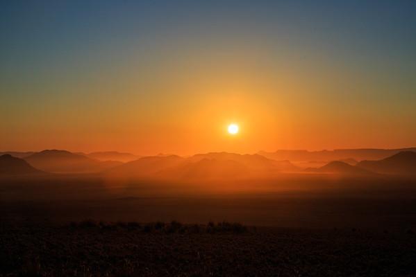 Sossusvlei Sunrise