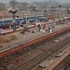 Agra Train Station