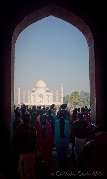 Taj Agra, India