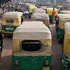 Agra Tuk Tuk Traffic