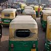 Agra Tuk Tuk Traffic