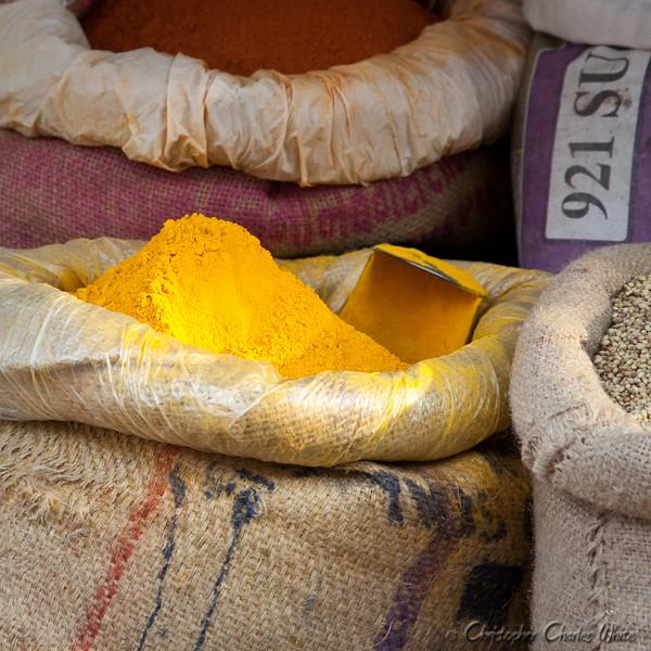 Spices in Delhi