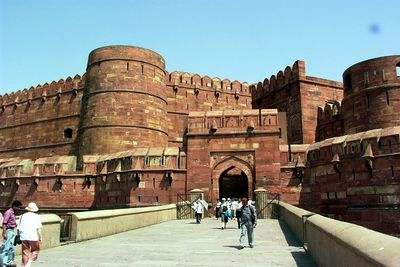 Agra Ref Fort 2005