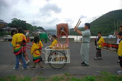 the Island's big parade
