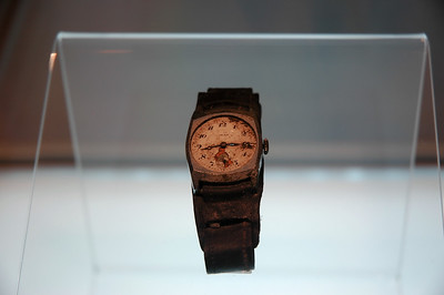 Hiroshima watch...stopped at time of detonation