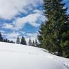 Es liegt viel Schnee